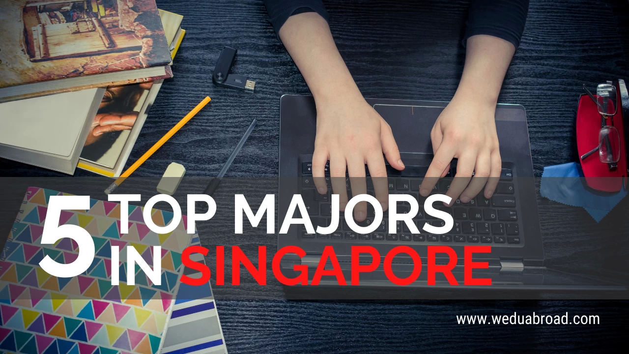 5 Popular Majors for Cambodian Students toStudyinSingapore
