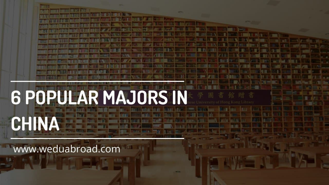 6 Popular Majors for Cambodian Students to Study in China