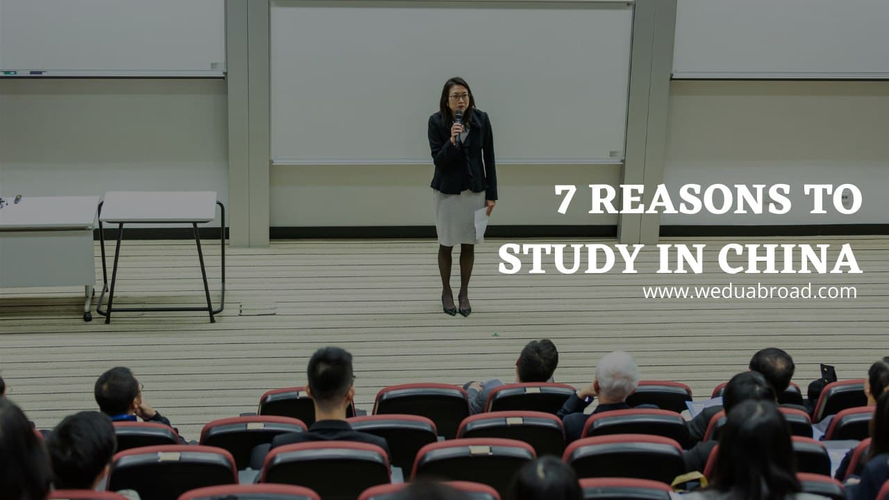 7 Reasons Why Cambodian Students Should Study in China