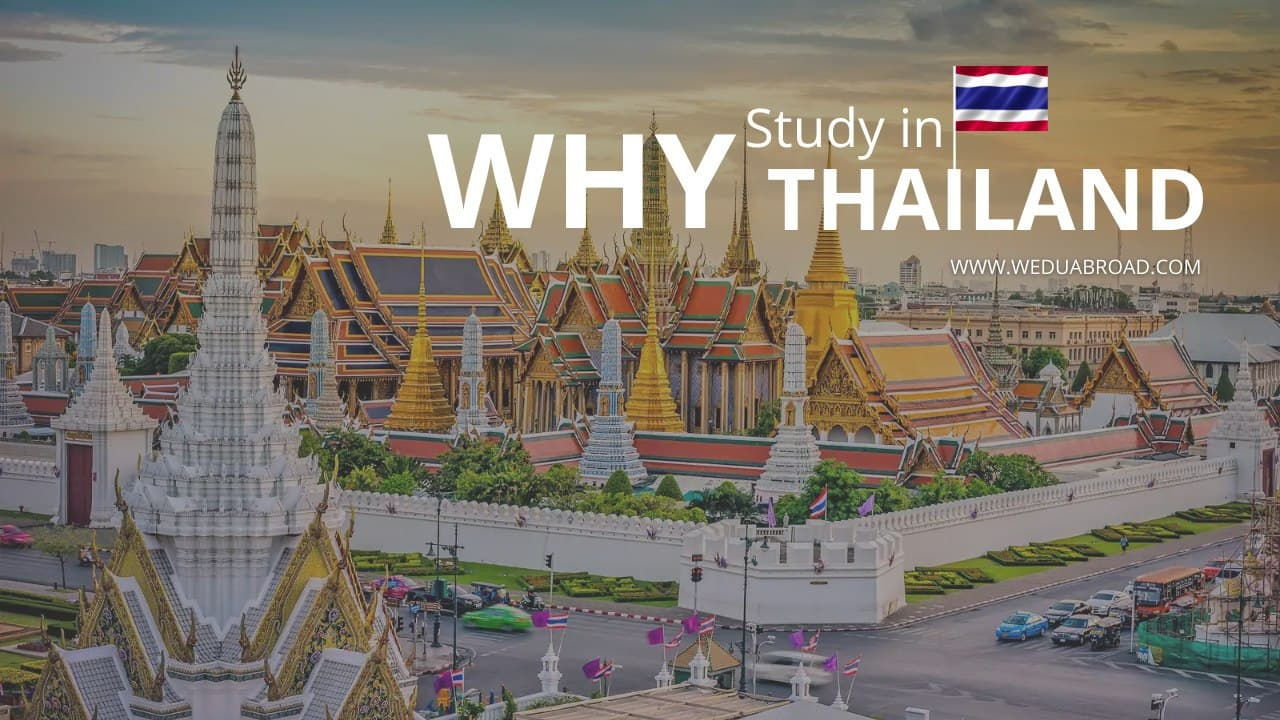 7 Reasons Why Cambodian Students Should Study in Thailand
