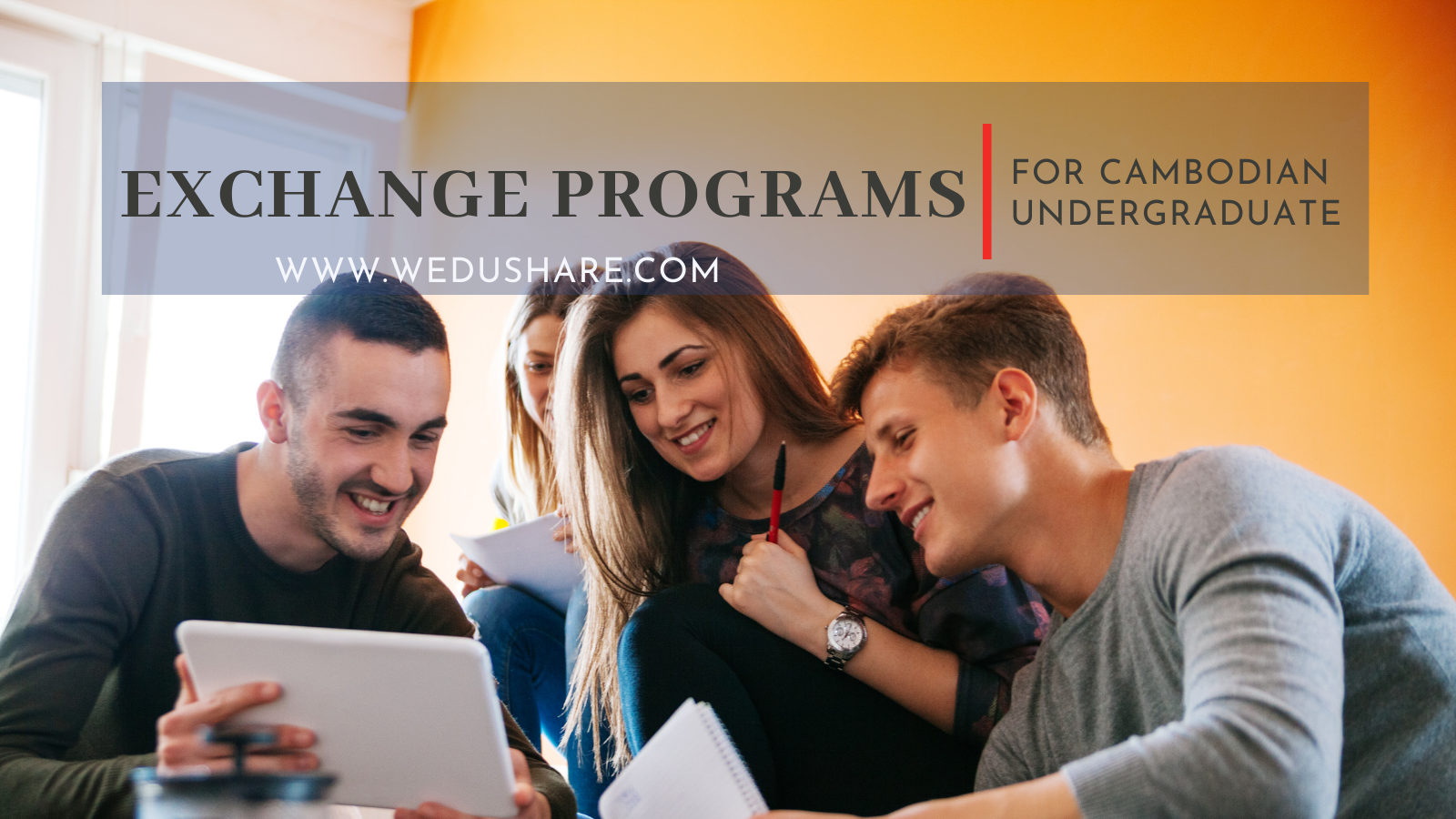 Exchange Program for Cambodian Undergraduate