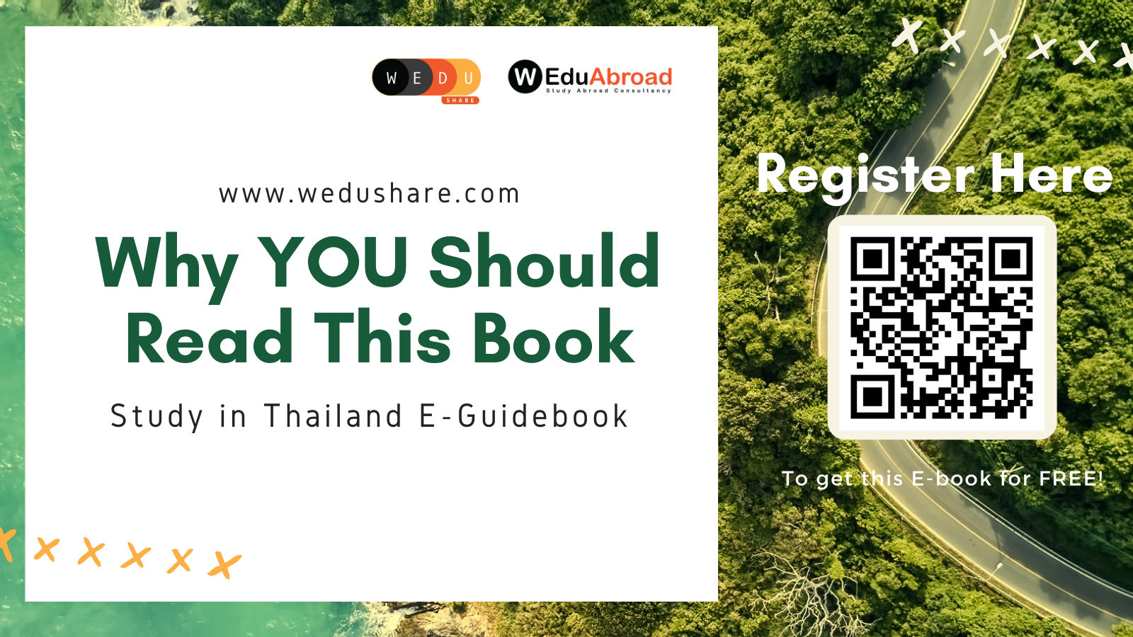 Study in Thailand E-Guidebook: Why Cambodian students should read this book