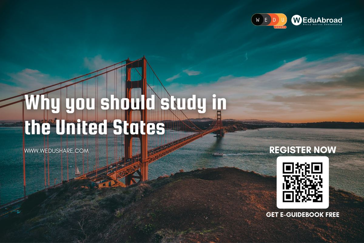 Why you should study in the United States