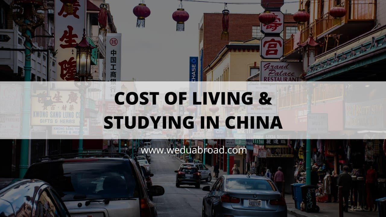 Your Guide to the Cost of Studying and Living in China