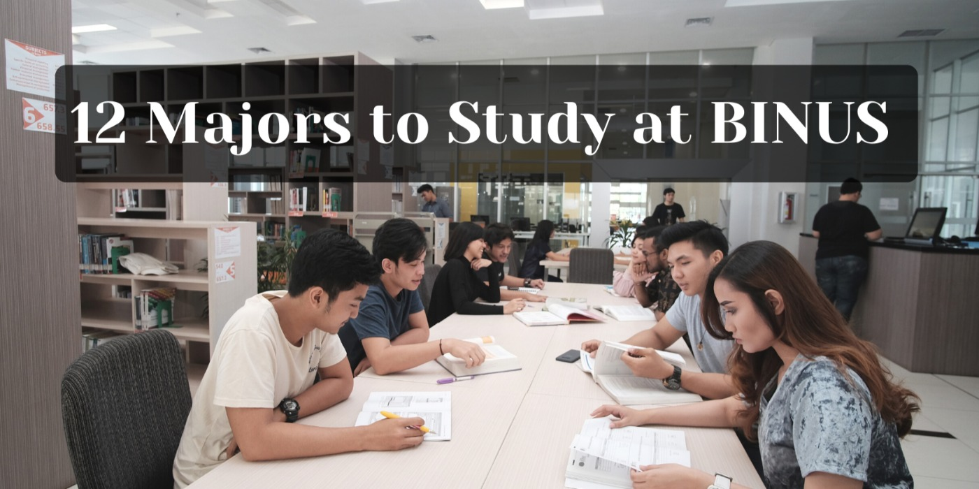 12 Majors to Study at BINUS