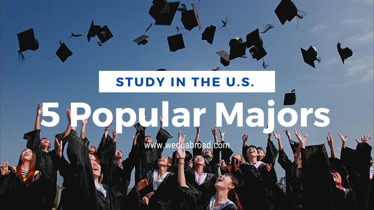5 Popular Majors for Cambodian Students to Study in the United States