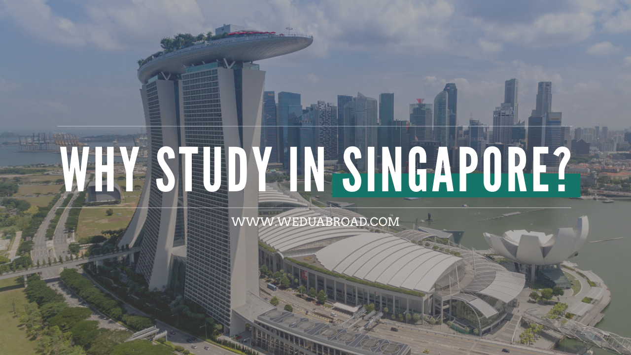 5 Reasons Why Cambodian Students Should Study in Singapore