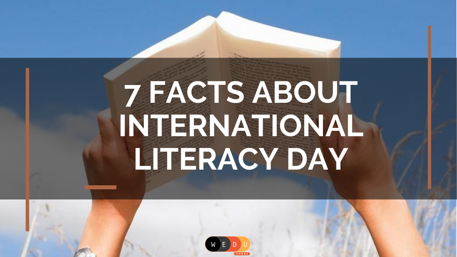7 Facts About International Literacy Day