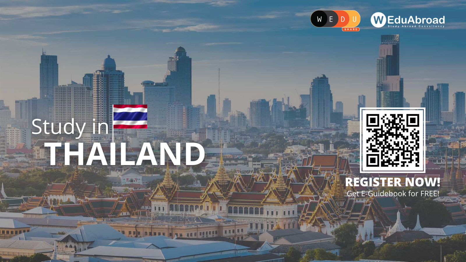 Did You Know? Study in Thailand is like…