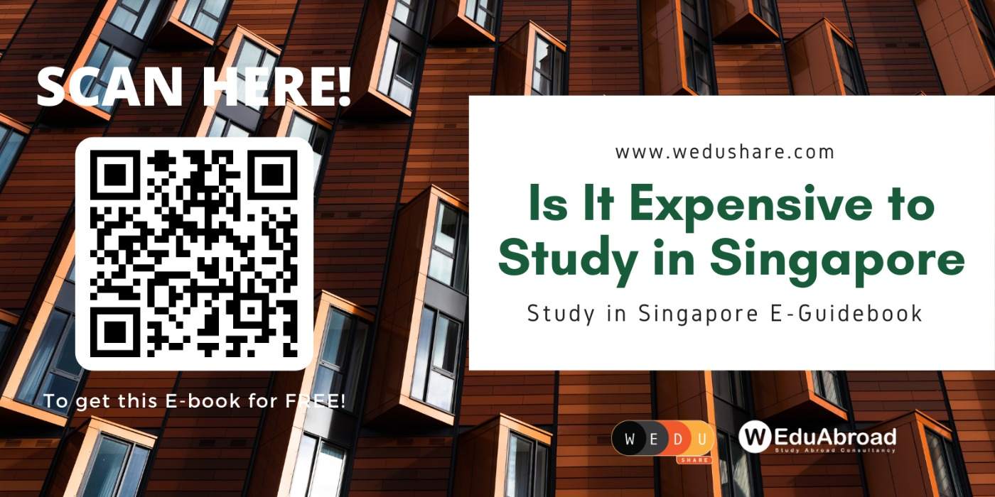 Is It Super Expensive To Study And Stay In Singapore?