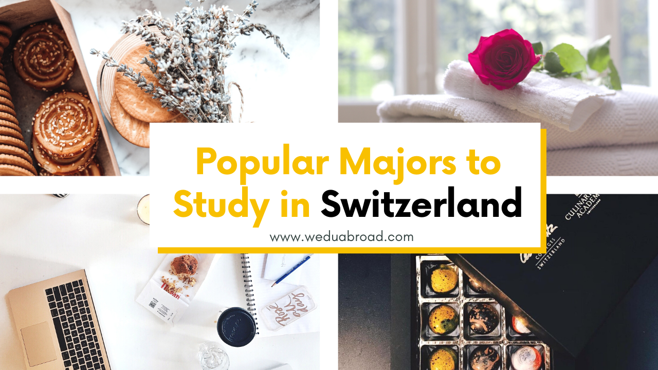 Popular Majors for Cambodian Students toStudyinSwitzerland