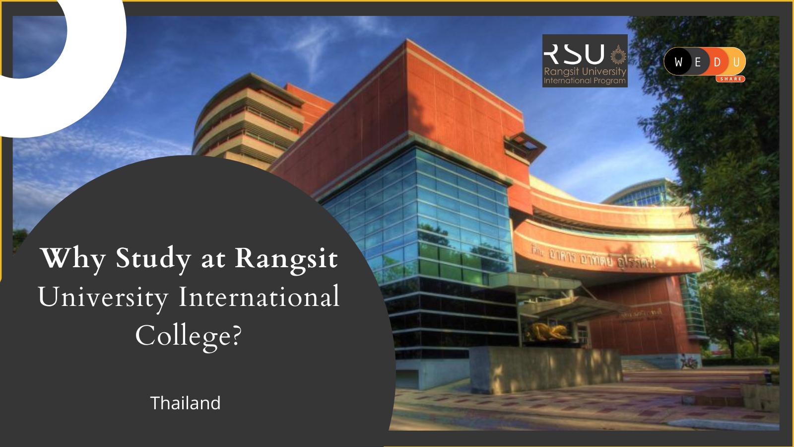 Rangsit University International College