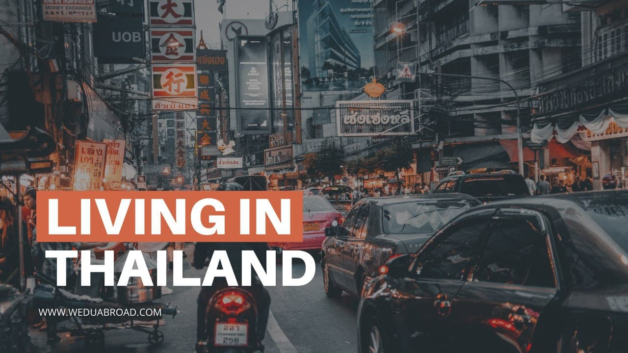 Study in Thailand: What you need to know about living in Thailand