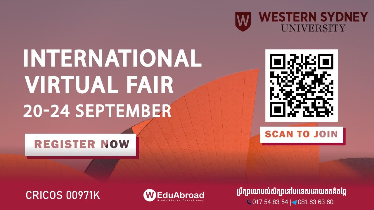 Western Sydney University - International Fair