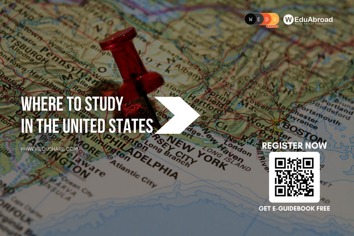 Where you should study in the United States?
