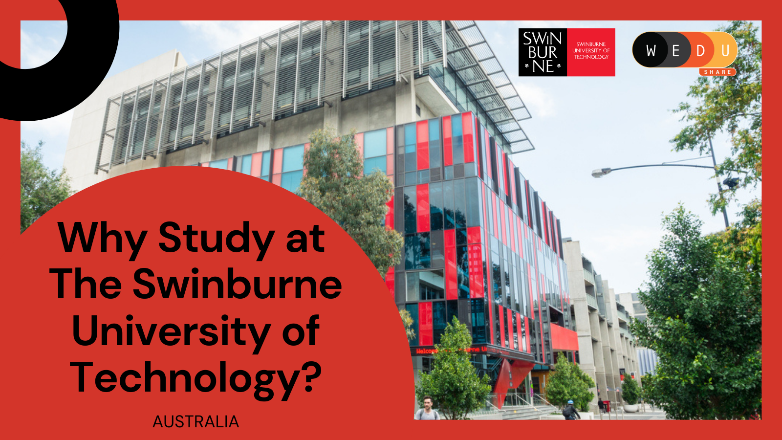 Why Should Study at Swinburne University of Technology in Australia?